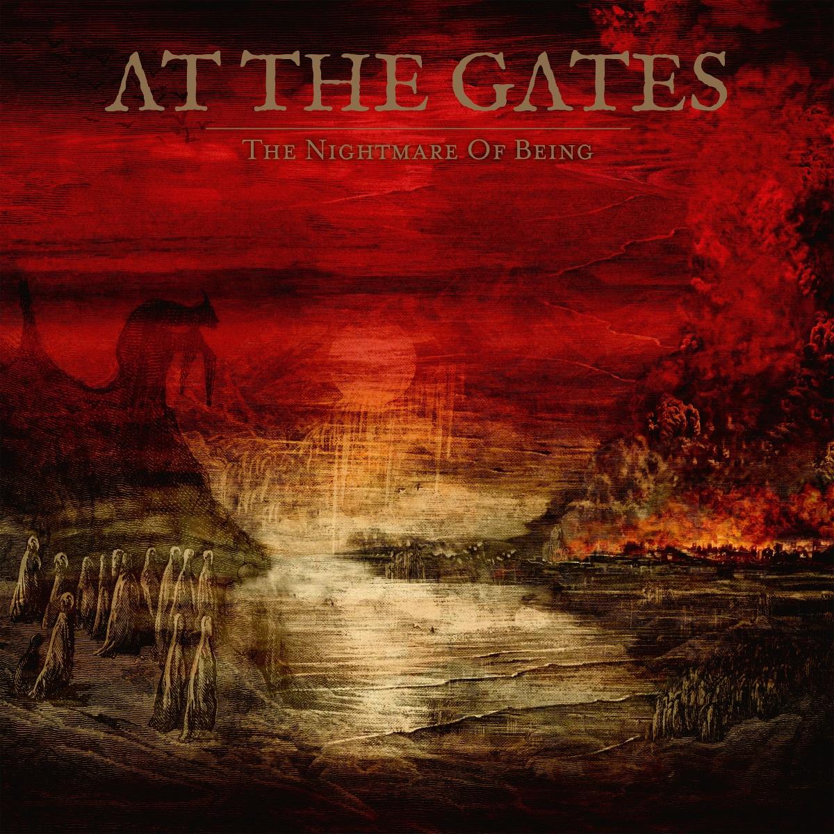 AT THE GATES - Kündigen neues Album an