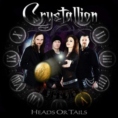 CRYSTALLION - Heads Or Tails