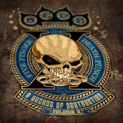 FIVE FINGER DEATH PUNCH - A Decade Of Destruction Vol. 2