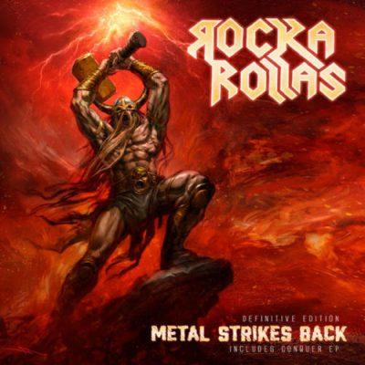 ROCKA ROLLAS - Metal Strikes Back
