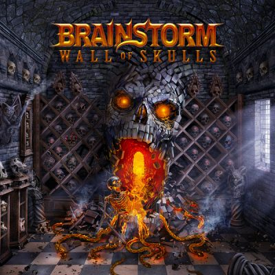 BRAINSTORM - Enthüllen die Wand der Schädel