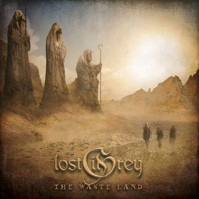 LOST IN GREY - The Waste Land