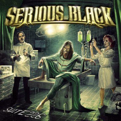 SERIOUS BLACK - Suite 226